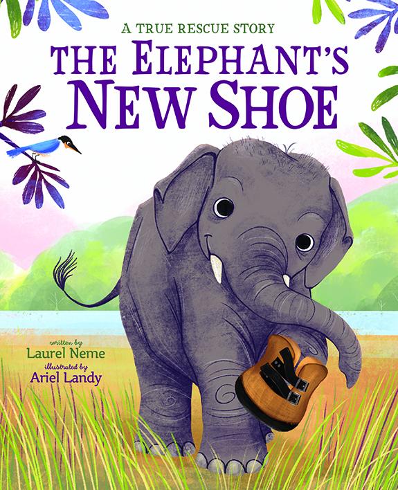 elephant's new shoe575